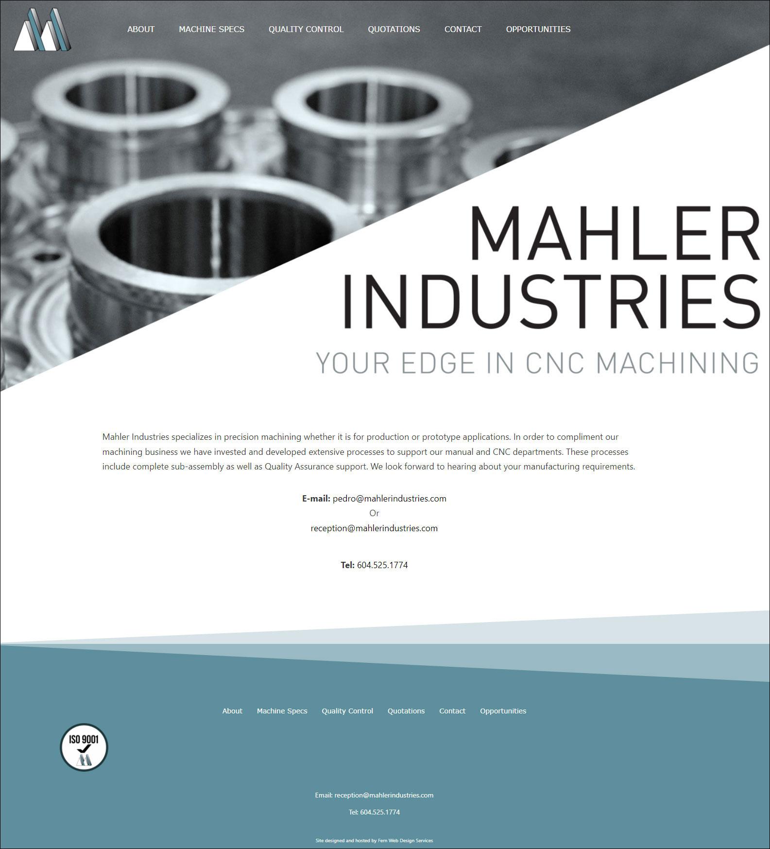Mahler Industries