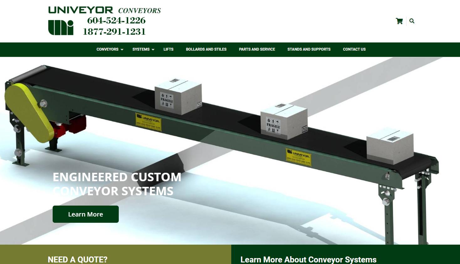 Univeyor Conveyors